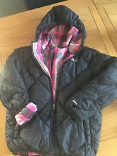 Girls The North Face Reversible Jacket Age 10/12