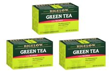 Bigelow Green Tea with Mango - 3 Boxes - 60 Tea Bags