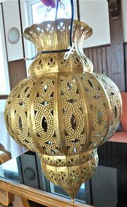 Orientalische Lampe - Orient Lampe - Deckenlampe - RAR