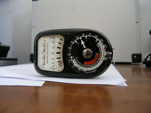 Weston Master II exposure meter