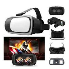 VR Glasses 2.0 Cardboard Virtual Reality 3D Glasses 2nd Gen Headset Remote WF