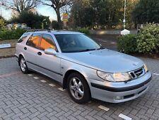 Saab 9-5 SE estate petrol with extras