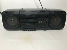 Vintage RCA 4 Speaker system boombox model RP-7822A in great shape!!