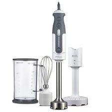 Kenwood HDP 306 WH - 800 Watt Triblade Stabmixer mit Kartoffelstampfer