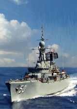 HMAS SWAN - HAND FINISHED, LIMITED EDITION (25)