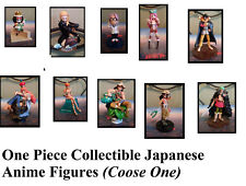 One Piece Figure Authentic Japan Anime Figures Bandai Choose One