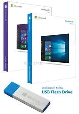 Microsoft Windows 10 Home 32/64bit Retail USB Flash Drive PN KW9-00478