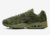NIKE AIR MAX TRIAX 96 SP CAMO - SAFARI / THERMAL GREEN CT5543 300 - UK 8, 9, 10