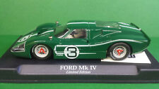 NSR 1128SW FORD MKIV GREEN UK LIMITED EDITION 2012.