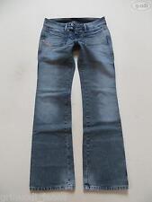 Diesel HUSH wash 00742 Hüft Jeans Hose W 28 /L 32, Vintage Denim, Hippie Trend !