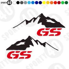 BMW GS Mountain Decals - Vinyl Decal / Sticker - 4199-0119