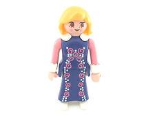 Playmobil Nostalgie Rosa Puppenhaus 1900 5326 Terrasse Frau