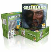 "GREENLAND BOARD Game KICKSTARTER ""3RD ED"" By Phil Eklund Sierra Madre NEW/SHIP$0"
