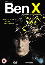 BEN X - DVD - REGION 2 UK