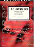 Klavier Noten :The ENTERTAINER - 100 unterhaltsame Klavierstücke -  LEICHT