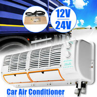 12/24V Car Air Conditioner Fan Wall-mounted Cooling Tool For Car Caravan Truck