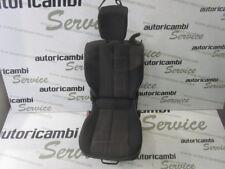 7701055823 SEAT REAR LEFT RENAULT SCENIC 1.5 D 5P 5M 60KW (2004) RIC