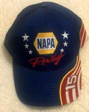 NAPA Racing Hat Patriotic American Flag Cap Auto Parts Promo Number 15 Stars