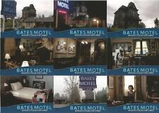 Bates Motel Season 2 Full 9 Card Bates Property Chase Card Set