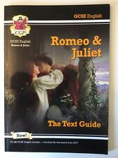 Romeo & Juliet Text Guide for GCSE by CGP Books