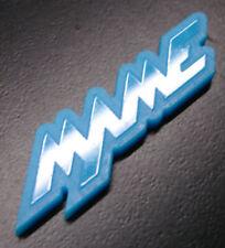 MAME Acrylic Laser Cut Emblem - Blue Arcade DIY Decal Sticker Badge