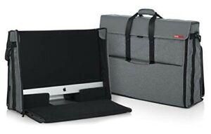 "Gator Cases Creative Pro Series Nylon Carry Tote Bag for Apple 27"" iMac Desktop"