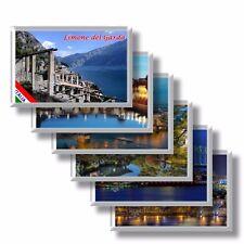 IT Lago Garda frigo calamita frigorifero magnete fridge magnet Kühlschrankmagnet