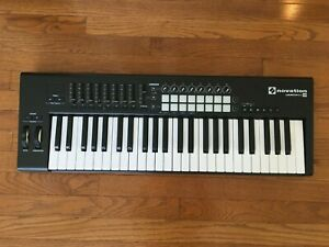 Novation Launchkey 49 MK2 49-Key MIDI Controller Keyboard