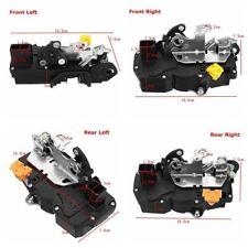 4PCs Power Door Lock Latch Actuator For Silverado GMC Sierra Cadillac Escalade