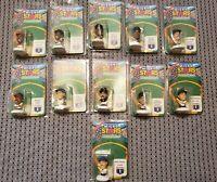 11 - The Original Micro Stars MLB Mini Figures, Roger Clemens, Kenny Lofton