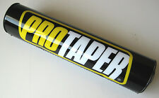 "Pro Taper 10"" Black Crossbar Handlebar Bar Pad CR CRF XR YZF WRF EXC RMZ KXF NEW"