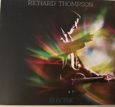 "RICHARD THOMPSON ""ELECTRIC"" CD DIGIPACK Proper Records ‎– PRPCD108"