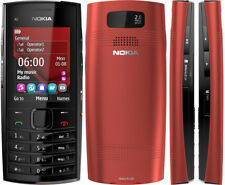 Original Unlocked Nokia X2-02 Dual SIM Bluetooth Radio 2MP Mobile Cell Phone