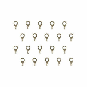 """OEM Supco T1118 12-10 AWG ¼""""stud 17/64"""" I.D. 15 Pieces"""