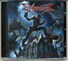 DISMEMBER The God That Never Was CD (Death Metal)