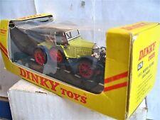 DINKY TOYS 476 :  MORRIS OXFORD BULLNOSE 1913 en boîte