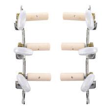Une paire d'accordeur de guitare pour les cordes Style classique Bouton ovale WT