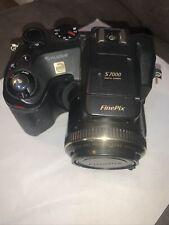 FOR PARTS Fuji Fujifilm FinePix S7000 6x Zoom 6.3MP Digital Camera  @