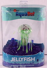 HEXBUG AquaBot Light Up Robotic Jellyfish - Green - Water Brings it to Life!