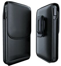Samsung Galaxy S10/ S9/ S8 Built in ID Slot Holster w/ Belt Clip Vertical Pouch