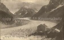 11699645 Chamonix Gare de Montenvers et Mer de Glace Eismeer Gletscher Chamonix-
