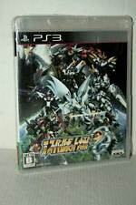2nd Super Robot Wars Original Generation NUOVO SONY PS3 ED GIAPPONESE VBC 52405