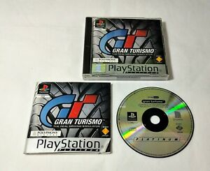 Gran Turismo The real Driving Simulator Playstion 1