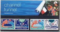 GB Presentation Pack 247 1994 Channel Tunnel 10% OFF 5