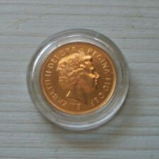 More details for full gold sovereign gold coin 2005