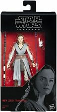 Black Series #44 Rey Jedi Training Star Wars Action Figur Hasbro