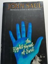 The Right Hand of Evil by John Saul (1999, Hardcover)