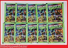TORTUES NINJA TMNT turtle DISNEY Panini 70 pochettes 350 stickers 2013 # NEUF #