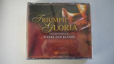 Triumph Gloria - Mitreissende Werke der Klassik - 4 CD