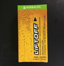 Herbalife Liftoff 10tablets Ignite-Me Orange FREE SHIPPING